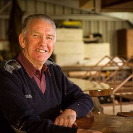 Frank, Woodworker, Cowra