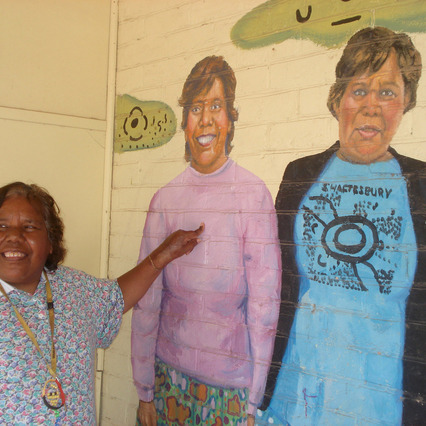 Dot From Wami Kata Old Folks Home in Port Augusta