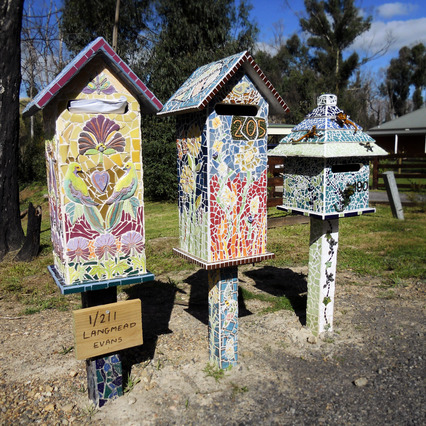 Alison Pascoe, The Letterbox Project