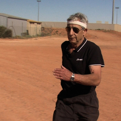 Jimmy the Runner, Coober Pedy