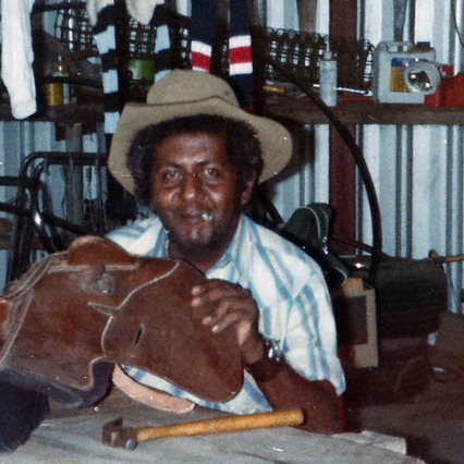 George Blow, South Sea Island Elder, Beaudesert
